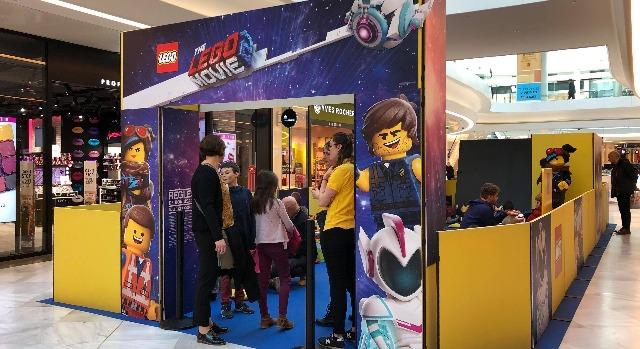 Stand LEGO® Movie 2